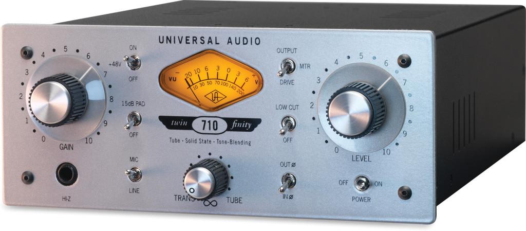 Universal Audio UA710 Mic Pre-Amp