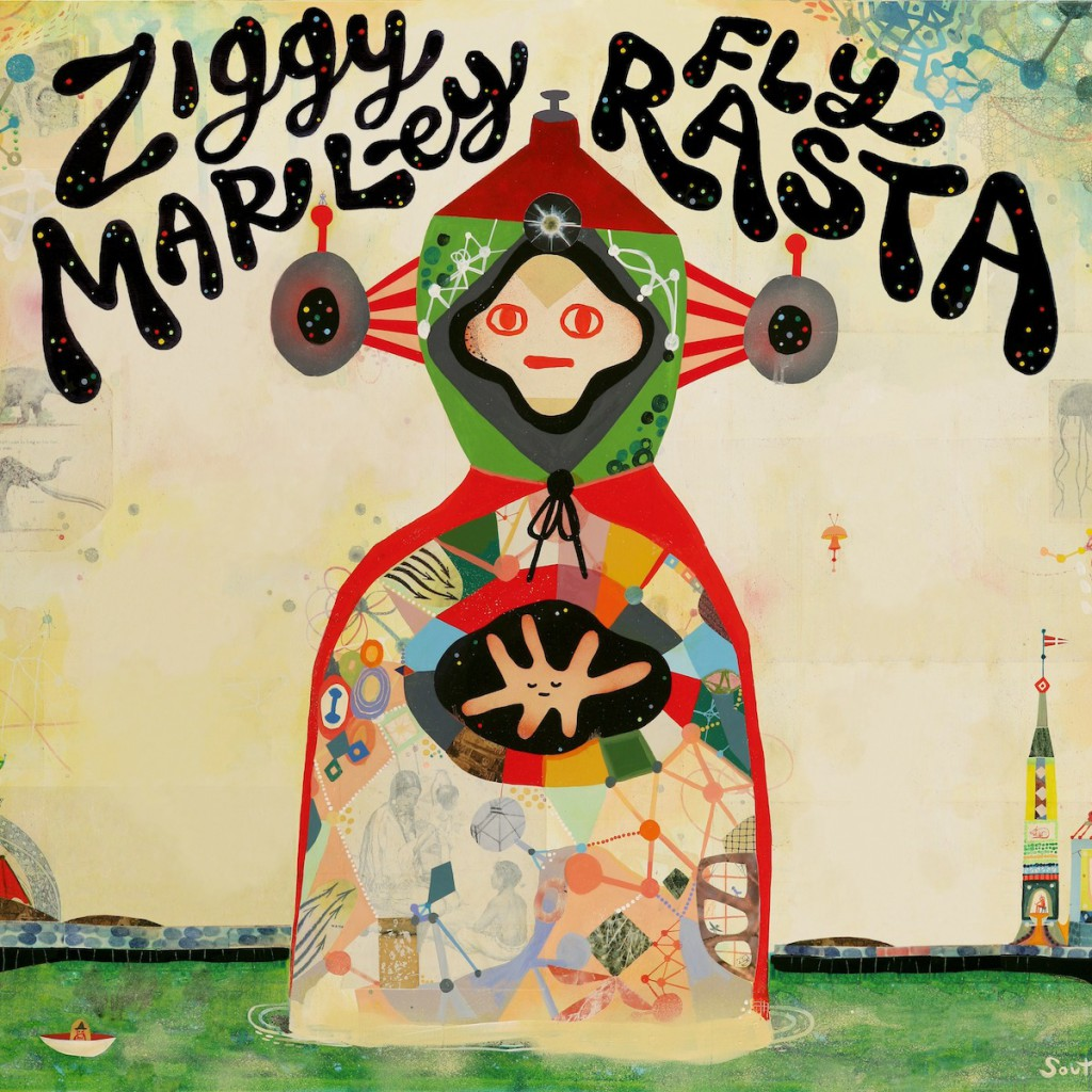 Ziggy Marley -Fly Rasta Horns arranged/recorded by Todd M. Simon